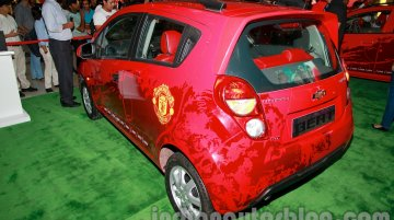 IAB Report - Chevrolet Beat and Sail U-VA Manchester United limited editions launched
