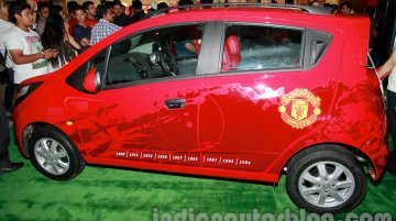 Chevrolet Beat Manchester United Edition - Image Gallery (Unrelated)