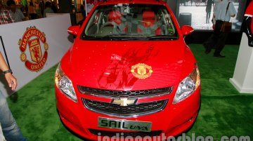 Chevrolet Sail Manchester United Edition - Image Gallery (Unrelated)