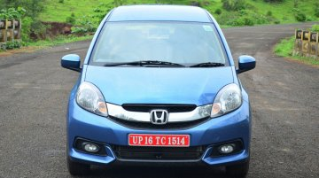 Production of Honda Mobilio in India has not taken place in over 10 months - Report