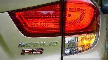 Honda Mobilio RS (India-spec diesel)