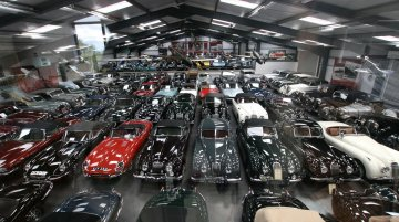 IAB Report - Jaguar Land Rover purchases largest privately owned British classic car collection