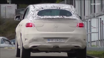 Spied - X6 rivaling Mercedes MLC videotaped in Germany