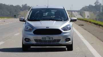 Brazil - New Ford Ka (India-bound Ford Figo) gets 7,000 bookings in a month