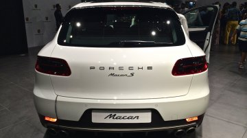 IAB Report - Porsche Macan launched in India at INR 1 crore [Image Gallery Updated]