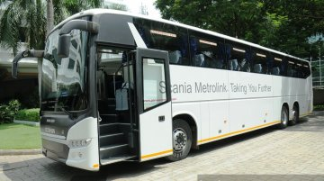 Report - Scania to inaugurate Indian bus manufacturing facility on March 30