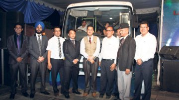 Nepal - India-made Tata Marcopolo Starbus Ultra range launched