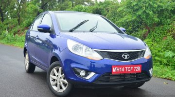 Tata Zest Petrol review