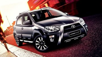 South Africa - India-made Toyota Etios Cross launched at INR 8.99 lakhs