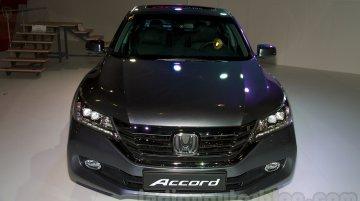 Moscow Live - 2015 Acura TLX & 2015 Honda Accord