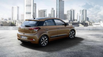 2015 Hyundai i20 for Europe