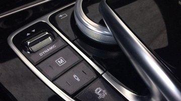 2015 Mercedes C 63 AMG Interior - Image Gallery (Leak)