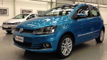 Brazil - Not-for-India 2015 VW Fox revealed; starts at INR 9.61 lakhs