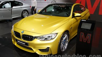 Moscow Live - BMW M3 & BMW M4 (both India-bound)