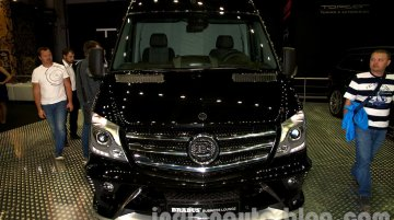 Moscow Live - Brabus Business Lounge