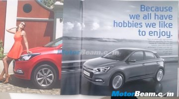 Hyundai Elite i20 Brochure
