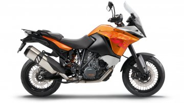 KTM 1190 Adventure - Image Gallery (closely related design)
