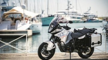 IAB Report - KTM 1290 Super Adventure unveiled online ahead of INTERMOT debut on September 30