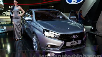 Lada Vesta Concept - Image Gallery (Unrelated)