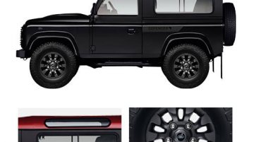 IAB Report - Land Rover Defender Africa Edition launched, limited to 50 units