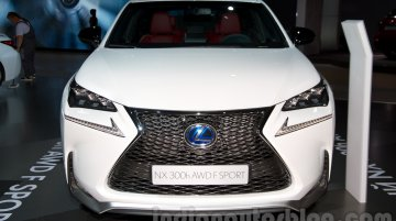 Moscow Live - Lexus NX compact SUV