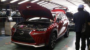 IAB Report - Lexus NX production commences in Japan