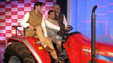 IAB Report - Mahindra Arjun Novo tractor launched at INR 7.35 lakhs