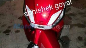 Spied - Mahindra G101 scooter fully revealed; to be called Zesto?