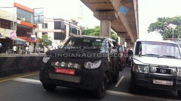 Mahindra U301 (New Mahindra Bolero)