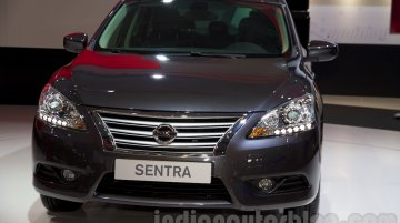 2016 Nissan Sentra will be extensively revised - Report