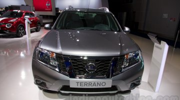 Nissan Terrano AWD at the Moscow Motor Show 2014