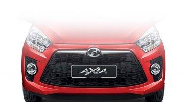Malaysia - Perodua Axia garners over 3,500 bookings in less than a week