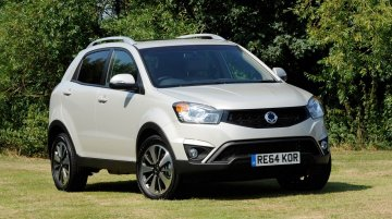 Ssangyong Rexton W and Korando 60th Anniversary Special Editions
