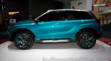Suzuki iV-4 Concept at the 2014 Moscow Motor Show