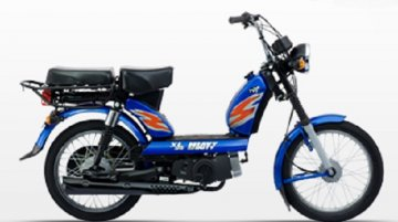 Report - TVS mopeds surpass 1 crore sales milestone