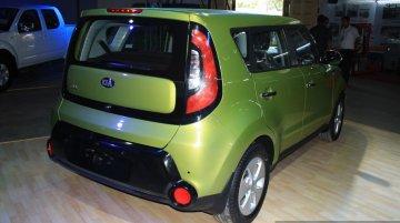 2014 Kia Soul at the 2014 Nepal Auto Show