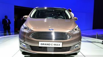 Paris Live - 2015 Ford C-Max (facelift)