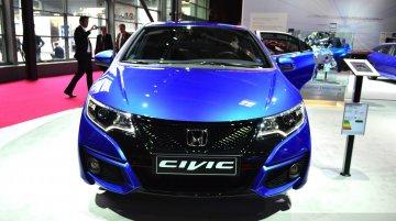 2015 Honda Civic Facelift