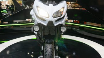 Kawasaki Versys 1000 launched in India at INR 12.9 lakhs - IAB Report