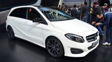 2015 Mercedes B Class (Facelift) to launch in India on March 11 - IAB Report