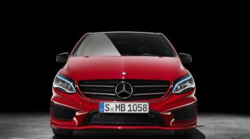 IAB Report - Mercedes B Class facelift revealed; Indian launch next year