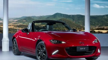IAB Report - 2016 Mazda MX-5 Miata revealed [Video]