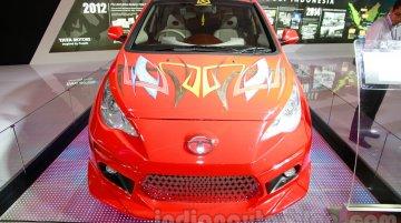 Indonesia Live - Completely modified 3-door Tata Vista showcased