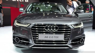 2015 Audi A6 Facelift - Image Gallery (Unrelated)