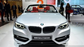 BMW 2 Series Convertible - Image Gallery (Unrelated)