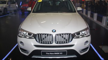 Philippines Live - 2015 BMW X3 (facelift) and new X4