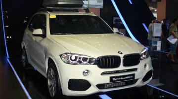 Live - BMW at the Philippines International Motor Show 2014