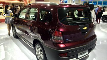 Indonesia Live - Chevrolet Spin Activ MPV faux-crossover