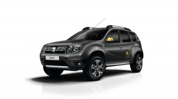 Dacia Duster Air - Official Images