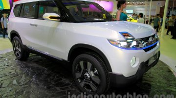 Daihatsu SUV-2 Concept at the 2014 Indonesia International Motor Show